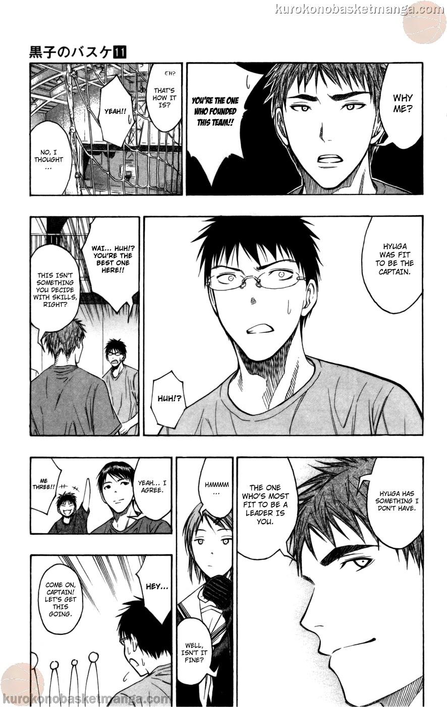 Kuroko no Basket Manga Chapter 97 - Image 13