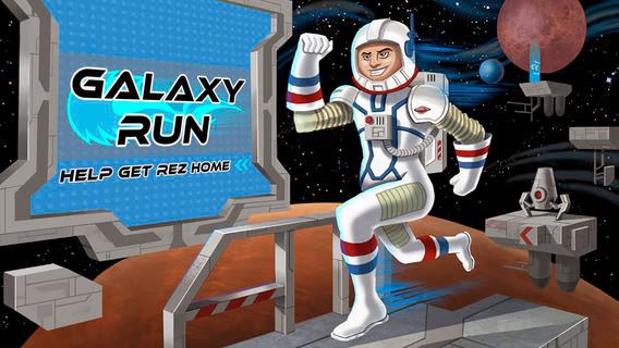 Galaxy Run v1.65