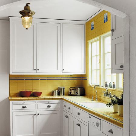 Untuk Menampn Ruang Dapur Lebih Luas Gunakan Warna2 Lembut Atau Pastel So Akan Nmpak