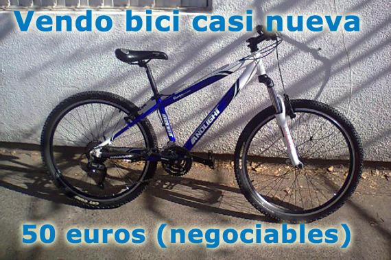 No compres una bici robada... te puedes meter en un buen lío