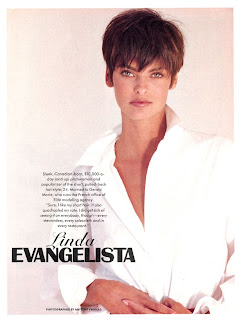 Linda Evangelista Hairstyle Pictures - Celebrity Hairstyle Ideas for 2011