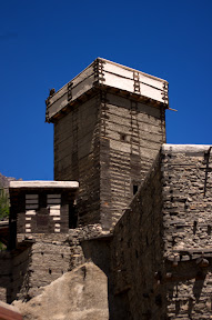 Altit Fort, Hunza,