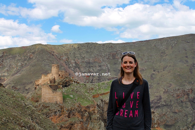 Şeytan Kalesi, Çıldır, Ardahan, Turkey