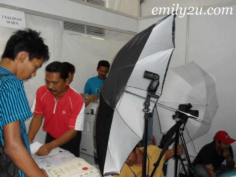 Perak Amanjaya job career fair