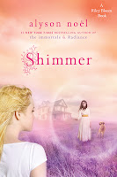 Shimmer (Riley Bloom Series, Book 2), By Alyson Noel Cover Artwork