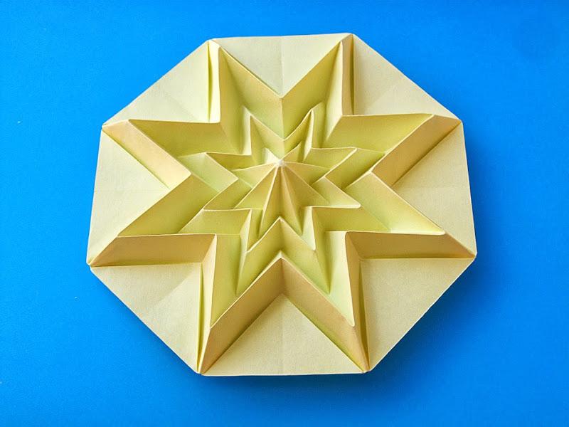 Origami foto Stella infinita - Star Infinity by Francesco Guarnieri