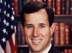 Rick Santorum for President: a man of faith and conviction