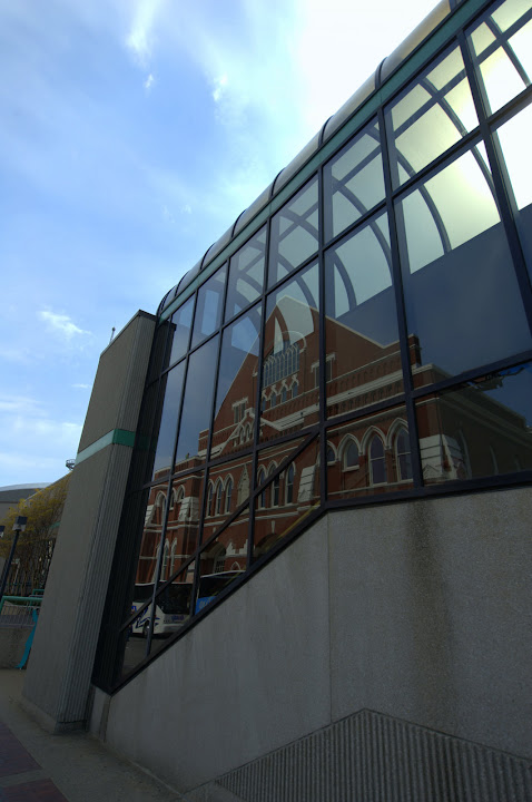 The Ryman in Reflection