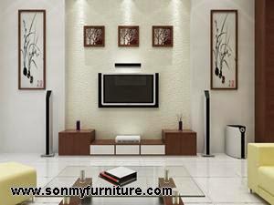 Trang trí nội thất phòng khách hiện đại-3