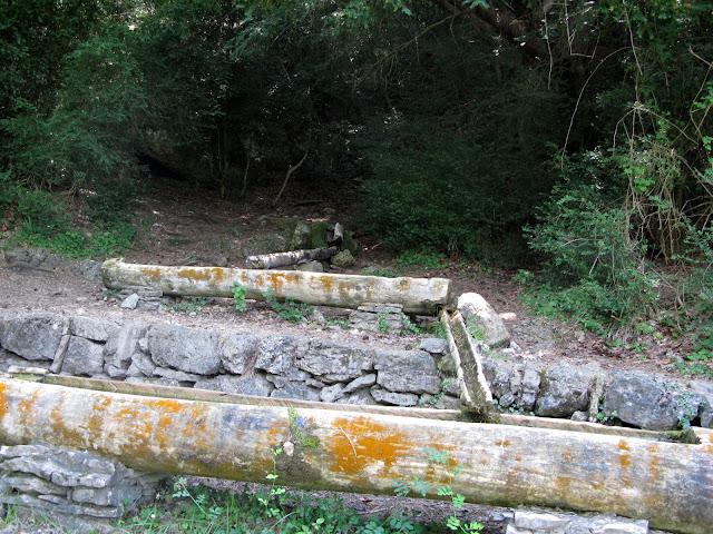 senderismo - Barranc de la Fou - Pi Gros - Barranc del Retaule - Faig Pare - Lo Teixet - Cova dels Àngels