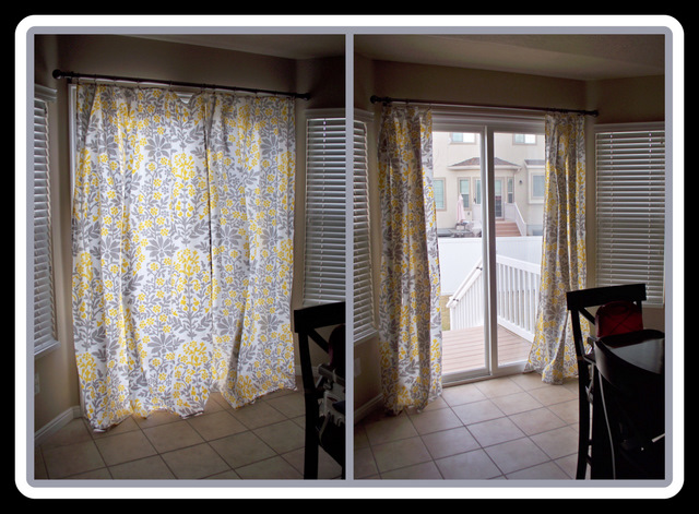 Just Our Style: Creative Curtains & More Home Decor