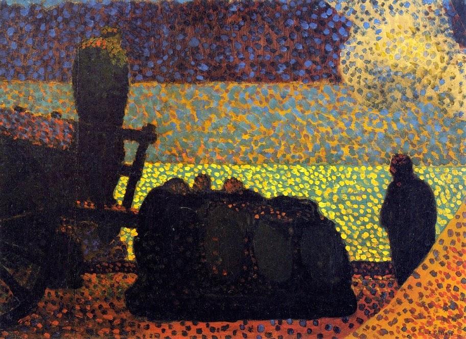 Édouard Vuillard - The Stevedores