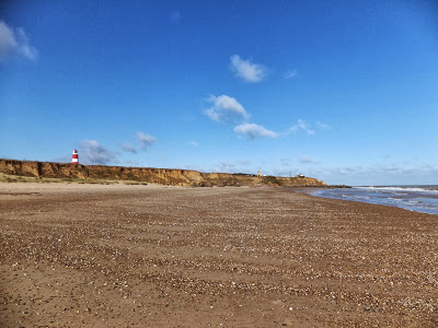 Happisburgh from Eccles