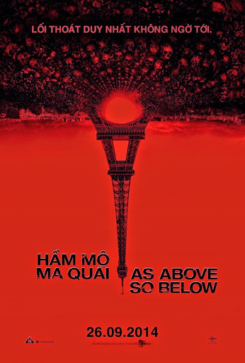 Hầm Mộ Ma Quái - As Above, So Below