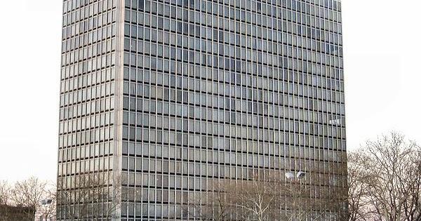 Newark Usa Other 2 Mies Buildings