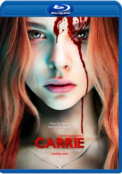 Filme Poster Carrie, A Estranha BRRip XviD & RMVB Legendado