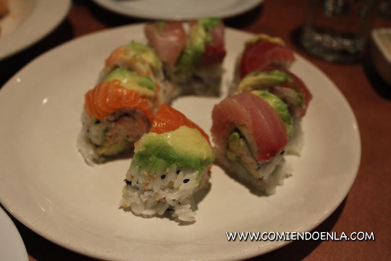 Sushi, Petaluma