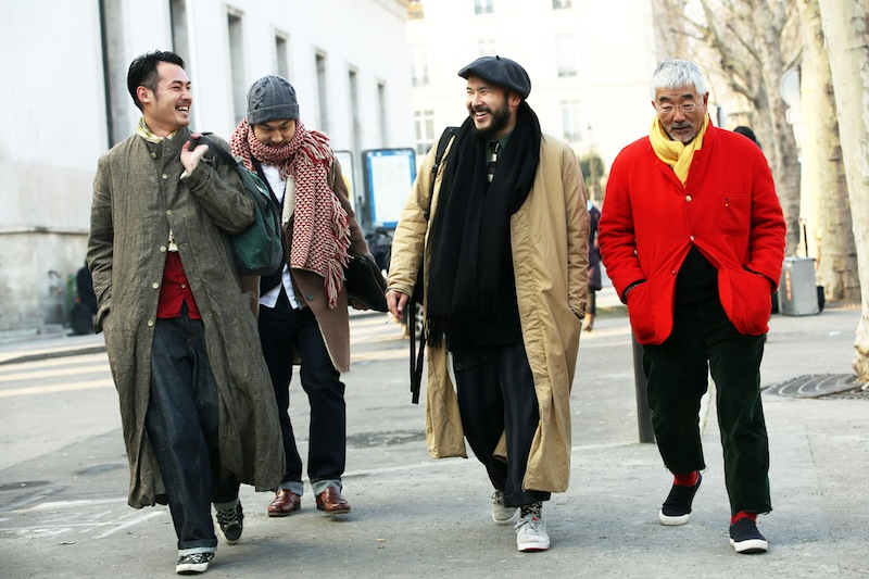 *Paris Fashion Week Fall/Winter 2013 Street Style:Nam巴黎時裝週街拍! 5