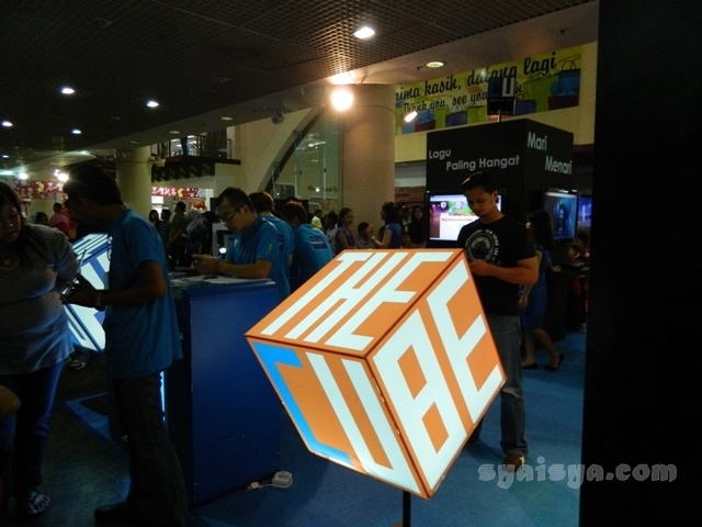 The Cube Celcom