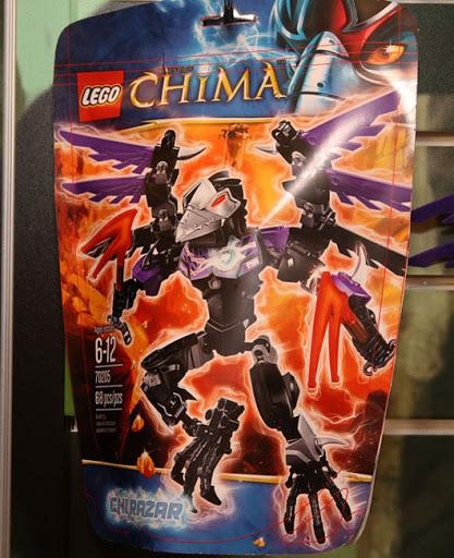 LEGO 70205 Razar Box Art