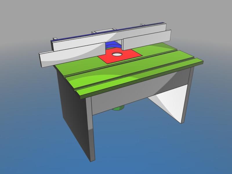 Фрезерный стол своими руками самодельный