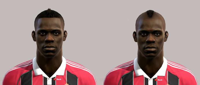 Balotelli Face - PES 2013