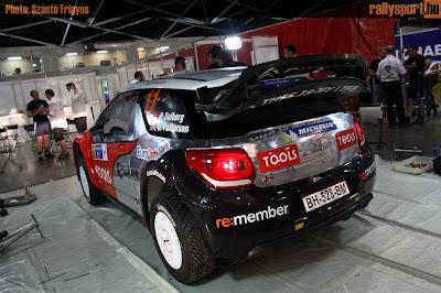 WRC de mexico citroen