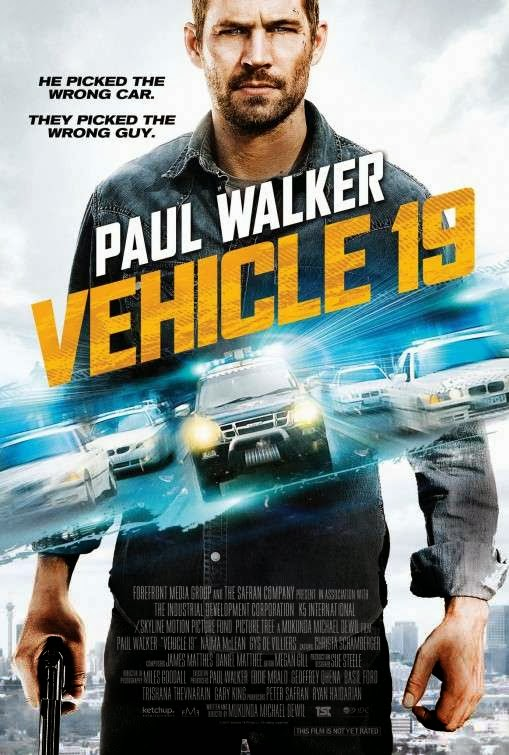 Poster Of English Movie Vehicle 19 (2013) Free Download Full New Hollywood Movie Watch Online At Alldownloads4u.Com