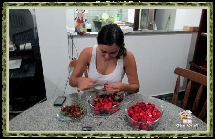 Crumble de frutas vermelhas da Beatriz 4