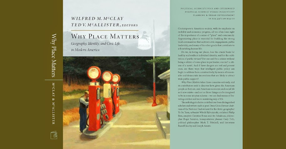Book review: Why Place Matters