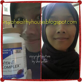 cara buat masker vitamin e shaklee