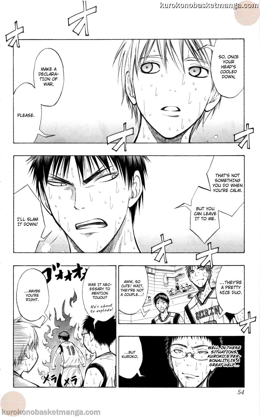 Kuroko no Basket Manga Chapter 83 - Image 08
