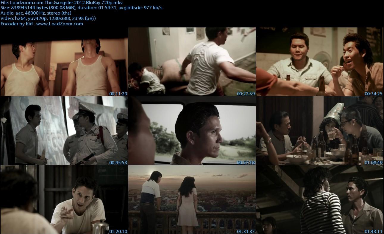 movie screenshot of The Gangster fdmovie.com