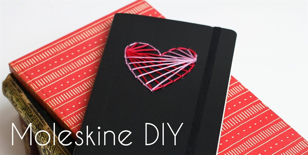 DIY Moleskine Notebook
