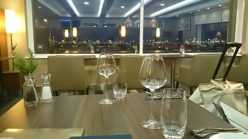DSC 4581 - REVIEW - The Lounges of LHR T3 - EK, CX and BA (September 2014)