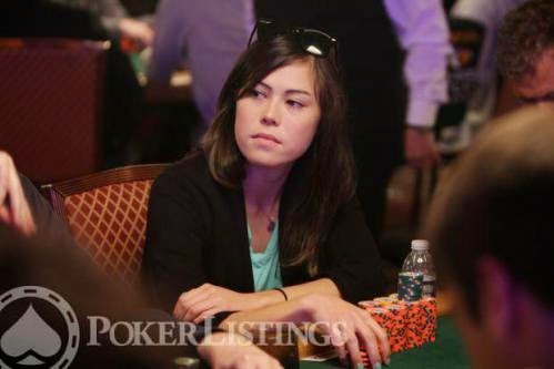 Montanas Mikiyo Aoki Soaring In 2014 World Series Of Poker