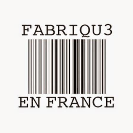 Fabriqu3 En France Logo