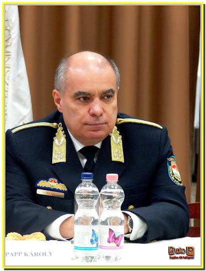 Papp Károly országos rendőrfőkapitány