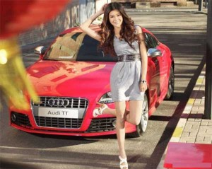 Audi Cars Most Loved By Indian Women S
