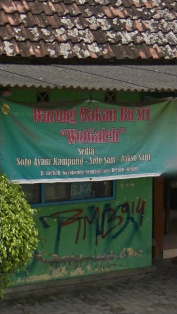 Warung Soto Dan Bakso Busri