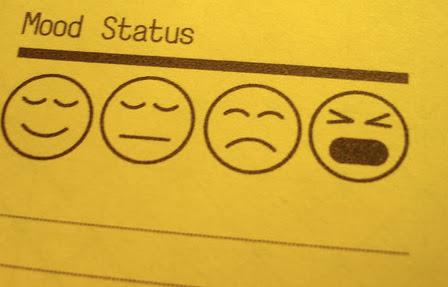 Mencari Mood Yang Hilang