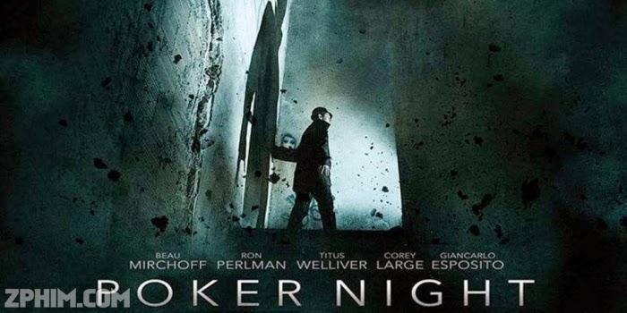 Ảnh trong phim Sòng Bạc Tử Thần - Poker Night 1