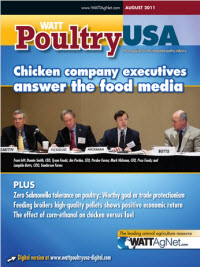 Poultry USA magazine cover