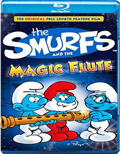 La flauta de los pitufos [BDRip m720p][Espa�ol AC3][Animaci�n][1976]