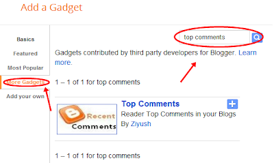 top comment,top komentar,widget komentar,widget blog,comment gadget,komentar,comment,komentator,cara buat widget komentar,widget blogger,widget,gadget,blogspot gadget
