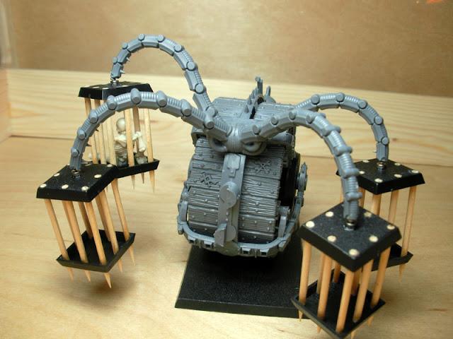 chaos - Black Dwarfs Engine of chaos SANY0724