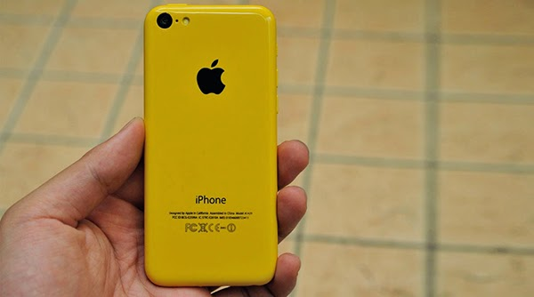 Sim ghép cho iPhone 5C Lock