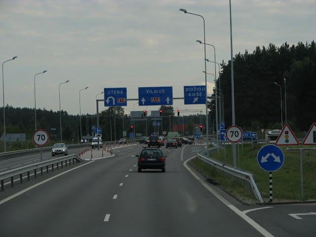 Preznackovana silnice