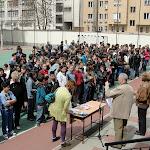 Iskolagyűlés (felső tagozat) - 2012.04.25.