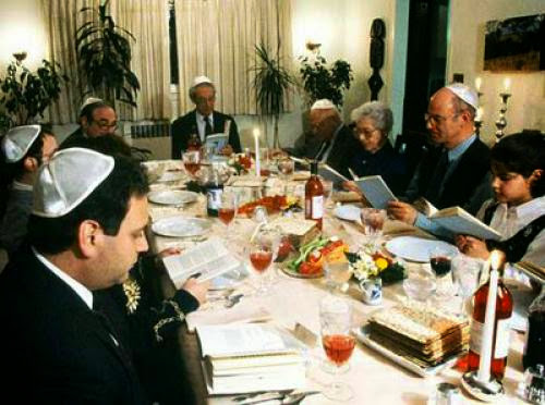 Are Passover Seders Sinful